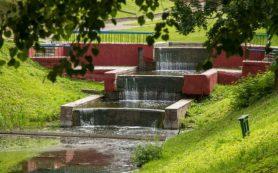 Водяной каскад может заработать в центре Смоленска
