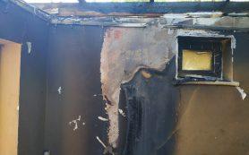 В Смоленске на Покровке чуть не сгорело кафе