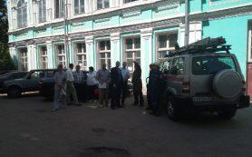 Из смоленского дома с обрушившимся перекрытием отселят жильцов