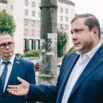 Рабочая поездка Губернатора по Смоленску