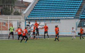 ФК «Смоленск» разошелся миром с брянским «Динамо»