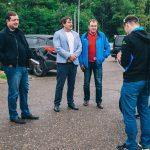 Алексей Островский посетил детский эколого-биологический центр на проспекте Строителей