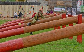 В Смоленской области выбрали лучшего лесного пожарного