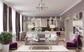 То, как выглядит ваша гостиная — ваш выбор!