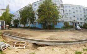 Больше 160 дворов благоустроят в Смоленской области в 2019 году