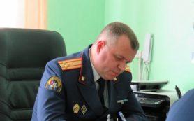 Главный следователь Смоленской области проведет личный прием в Рославле