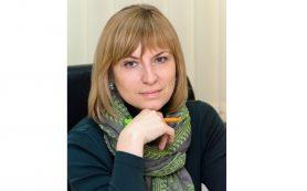 Виту Хомутову назначили начдепом смоленского департамента по образованию