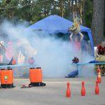В Смоленске прошло торжественное закрытие двух профильных смен