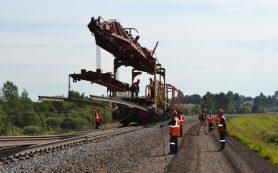 В Смоленском регионе МЖД завершают ремонт путей