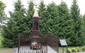 В Рославле открыт памятник Павлу Федорову