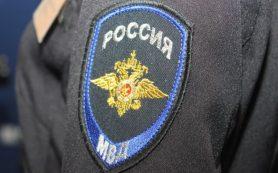 Жителя Сафонова подозревают в нападении на полицейского