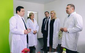 Рабочая поездка Губернатора в Смоленский район