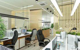 Ремонт офисов — косметический или капитальный?