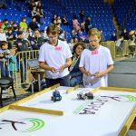 Юных смолян приглашают в клуб робототехники «Роботрек»