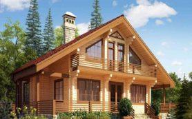 Дом из дерева — залог здоровья