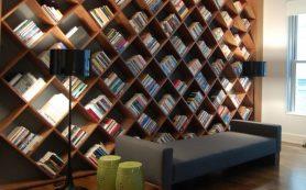 Где хранить книги в своем доме?