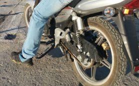 В Кардымове двое несовершеннолетних на мотоцикле попали в ДТП