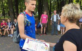Смоленские школьники стали участниками легкоатлетического кросса