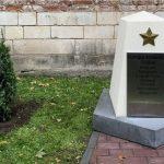 Туи появились возле стел городов воинской славы в Смоленске