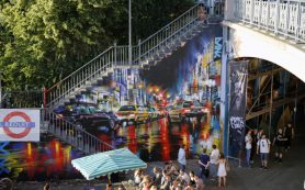 В Смоленске пройдет всемирный фестиваль уличного искусства «Meeting of Styles»