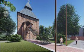Завтра на выставке дизайна презентуют концепцию благоустройства Смоленской крепостной стены