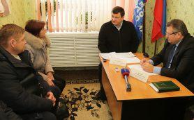 Решение проблем Шумячей взял на контроль председатель Смоленской областной Думы