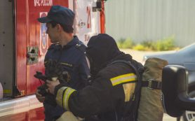 Мужчина погиб на пожаре в квартире на улице Куйбышева в Смоленске