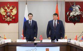 Игоря Ляхова наградили орденом «За заслуги перед Отечеством» II степени