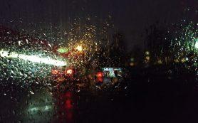 Вторник встретит смолян мокрым снегом и дождём