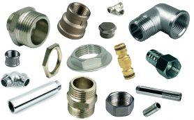 Основные виды фитингов для водопроводных труб