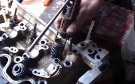Самостоятельная замена маслосъёмных колпачков OPEL