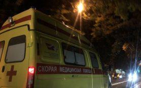 Женщину зажало в дверях троллейбуса в Смоленске