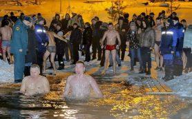 Места для крещенских купаний определили в Смоленске