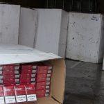 Полицейские изъяли контрафактные сигареты на сумму свыше 4 млн рублей
