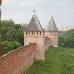На реставрацию Смоленской крепостной стены выделят 1,3 млрд рублей