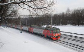 В марте изменится расписание пригородного поезда Смоленск-Вязьма