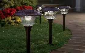 Виды и выбор уличных фонарей
