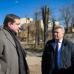 Губернатор посетил Ярцевский район