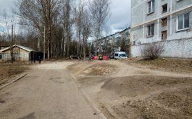 Губернатор выделит 150 миллионов рублей на ремонт внутриквартальных проездов в Смоленске