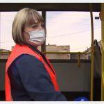 В смоленском общественном транспорте проводят дезинфекцию