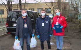 Андрей Борисов присоединился к Общероссийской акции взаимопомощи #МыВместе