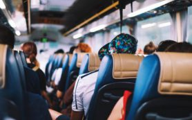 Пассажиропоток в муниципальном транспорте Смоленска сократился в 4 раза