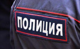 Агрессивный смолянин напал на полицейского