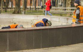 Фонтаны начнут работать в Смоленске
