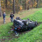 В Смоленской области в ДТП пострадали люди