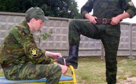 Солдата-срочника наказали за дедовщину в смоленской войсковой части