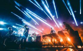 Крупнейшие музыкальные фестивали в Украине