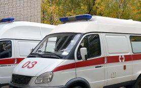 В Смоленском районе в ДТП пострадала девушка