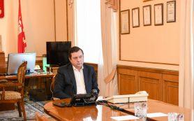 Голосование за скверы для благоустройства в 2021 году началось в Смоленске