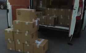 Под Смоленском задержали петербуржца с 68 коробками импортного табака